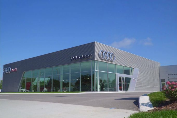 Audi of Windsor Dealership